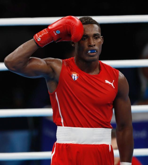 Олимпийский чемпион и четырёхкратный чемпион мира Хулио Сесар ла Крус Пераса