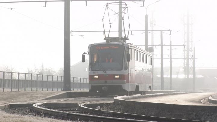 «Пройдите на пересадку»: в Самаре открыли новый трамвайный маршрут №14