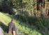 Грузовик загорелся после лобового столкновения с легковушкой на Тюменском тракте