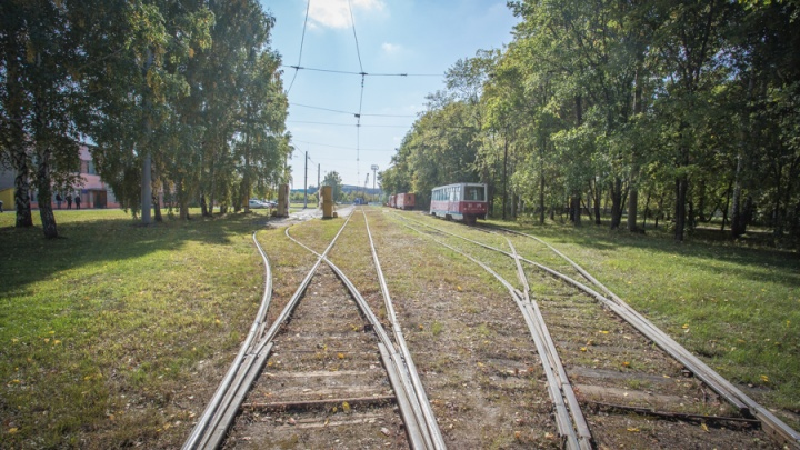 Схема: улица Титова останется без трамваев из-за ремонта путей