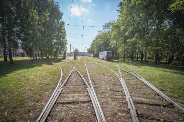 Из-за ремонта путей один трамвайный маршрут закроют, а другой отправят в объезд