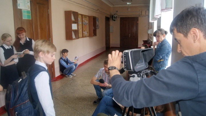 В Новосибирске за 3 дня сняли комедию о мошеннике-психоаналитике