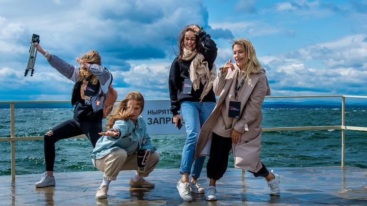 В Челябинске стартовал необычный проект: блогер-шоу «Куда 4G заведет»