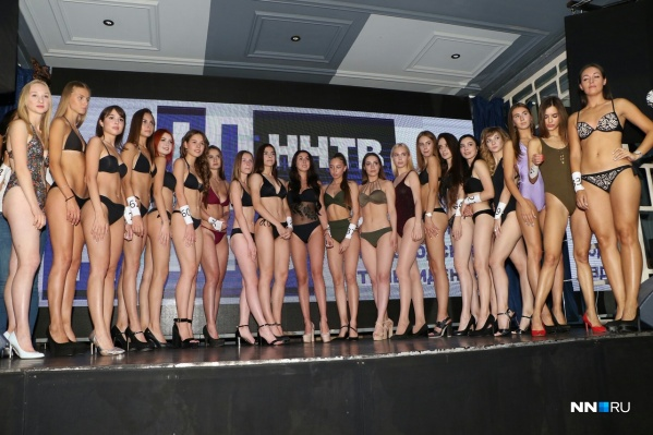 Эти девушки прошли в финал конкурса«Мисс Нижний Новгород — 2018»