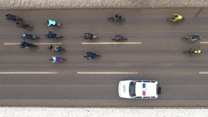 «Гости города удивляются и смеются»: волгоградка — о смелых идеях велоактивистов и бедах прочих жителей