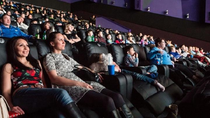 В Челябинске стало еще больше мягких кинотеатров