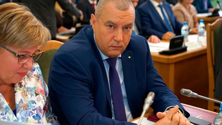 Временный глава Омска подал документы на пост мэра города