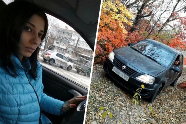 Наталья работает в такси не только ради заработка и удобного графика, но и ради удовольствия