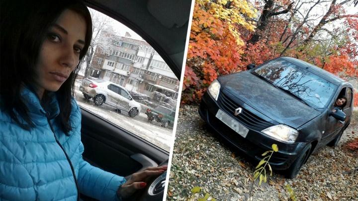 Одни угрожают, другие дарят цветы: ростовская таксистка рассказала о своей работе