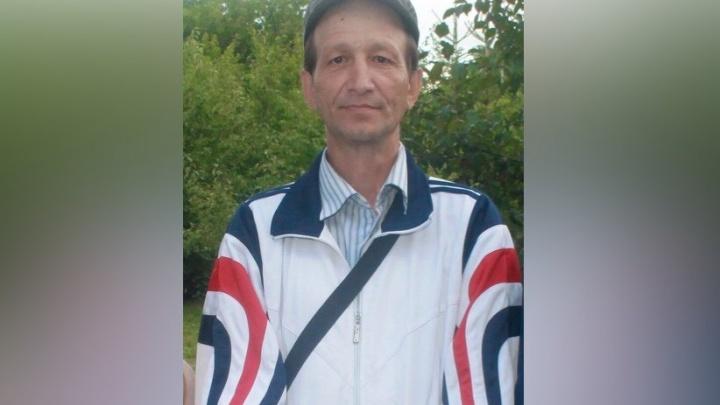 В Тюмени месяц не могут найти пропавшего мужчину