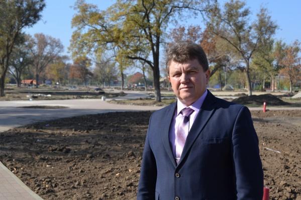 Геннадий Миргород занимал пост главы администрации Сальска три года