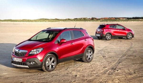 Скидка на автомобили Opel и Chevrolet достигла максимума