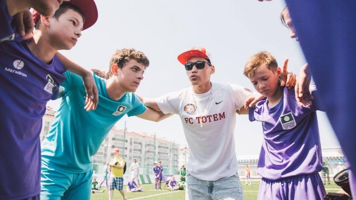 Футболисты из красноярского детского дома выиграли кубок России и путёвку в Лондон к «Арсеналу»