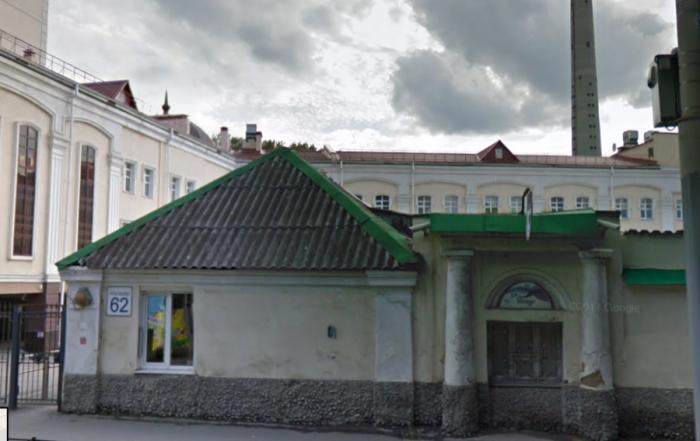 Комплекс медопивоваренного завода Гребенькова и Холкина стоит на Розы Люксембург
