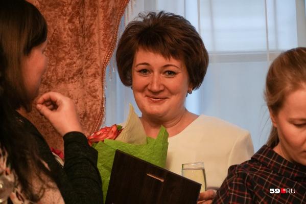 Наталия Шагулина после инцидента смогла вернуться на работу в школу