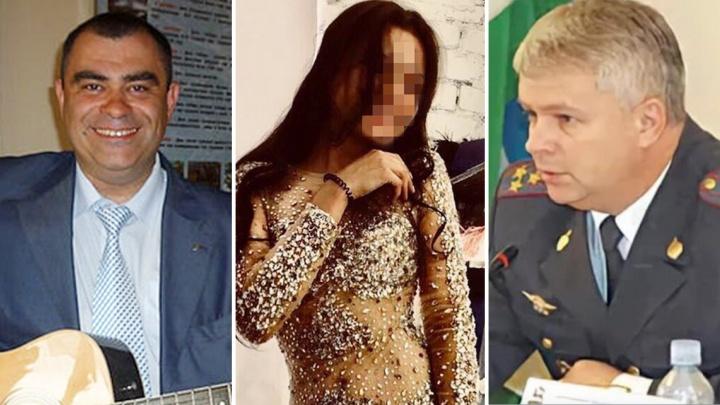 В день секс-скандала в Уфе полицейские отмечали повышение Матвеева