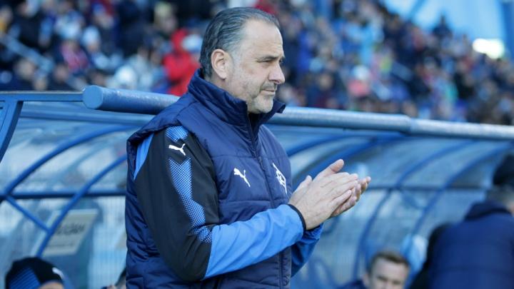 Тренер «Крыльев Советов» поборется за право стать лучшим в Премьер-Лиге