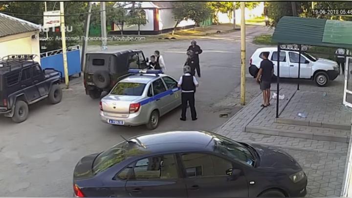 Подозревают в халатности: после резонансной драки в Миллерово на полицейского-дежурного завели дело