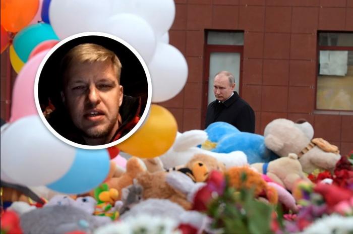 Спасатель объяснил президенту, почему пожарный не может быть крайним в кемеровской трагедии