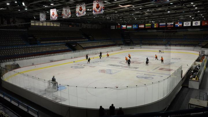 В Перми откроют хоккейное отделение Академии игровых видов спорта