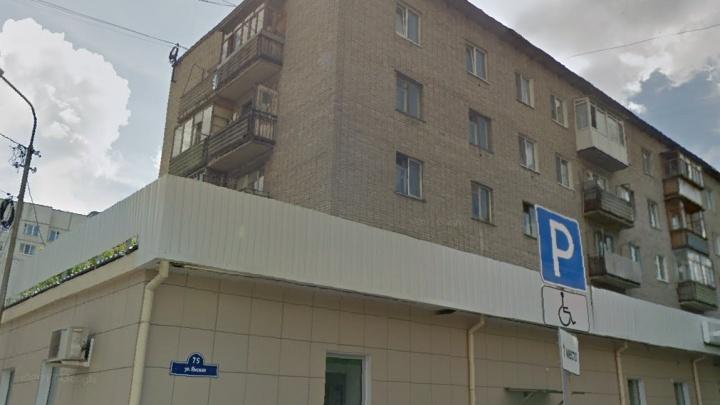 На Ямской с балкона сняли 71-летнюю женщину, грозившую покончить с собой
