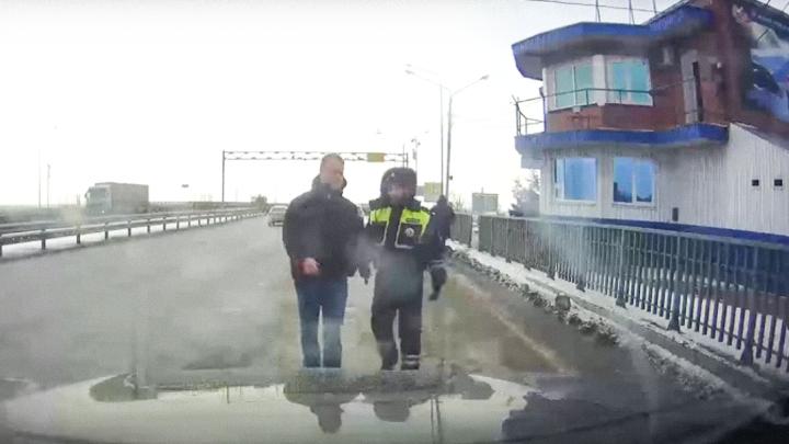 Министр строительства Республики Крым заявил, что на него напали ростовские полицейские