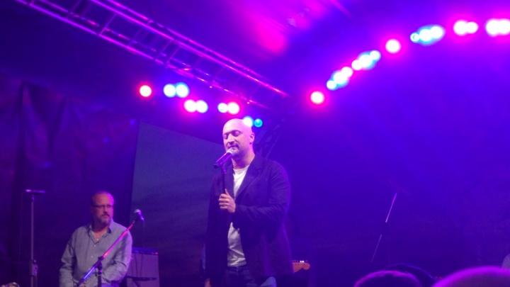 Гоша Куценко пообещал напиться в Нижнем Новгороде и снять кино: смотрим на закрытие «Горький fest»