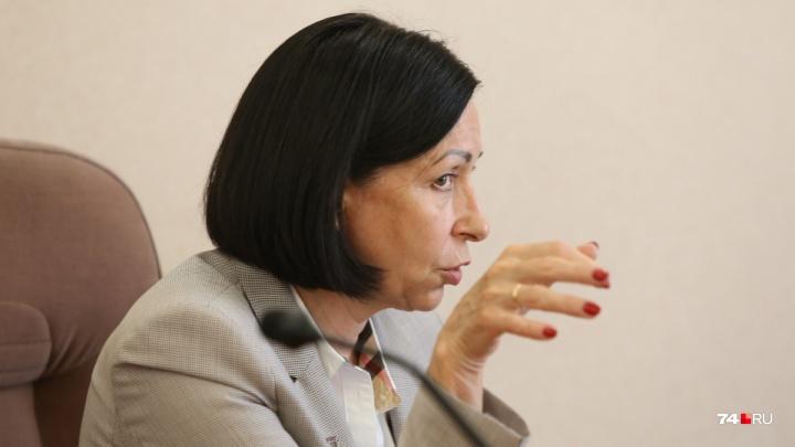 Начала со своего окружения: врио главы Челябинска анонсировала сокращения в мэрии