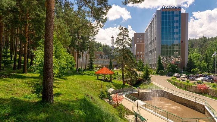 Полноценный отдых за короткое время: в санатории «Россия» стали доступны путевки от одного дня