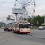 В Челябинске у кондуктора троллейбуса произошёл инсульт во время рейса