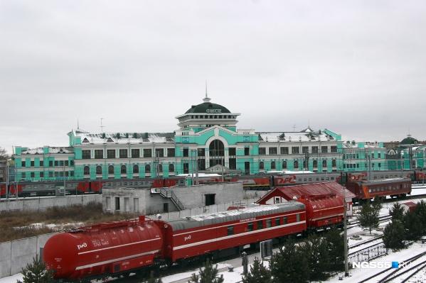 Железнодорожные пути всегда были границей, отделяющей Привокзальный от Омска