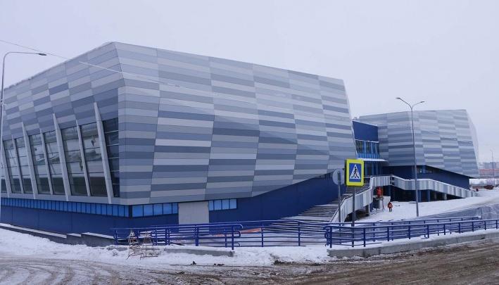 В Омске ищут подрядчика, который за 43 миллиона построит дорогу к хоккейной академии «Авангарда»