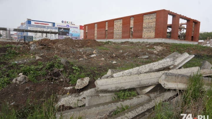 «Макдоналдс» и объекты метрополитена: в Челябинске застроят площадку у «Фокуса»