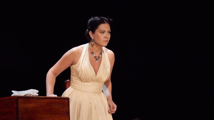 Солистка екатеринбургского театра споет на фестивале русской музыки в Нью-Йорке