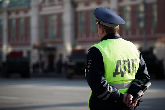Полиция ищет очевидцев вечернего ДТП с пешеходом
