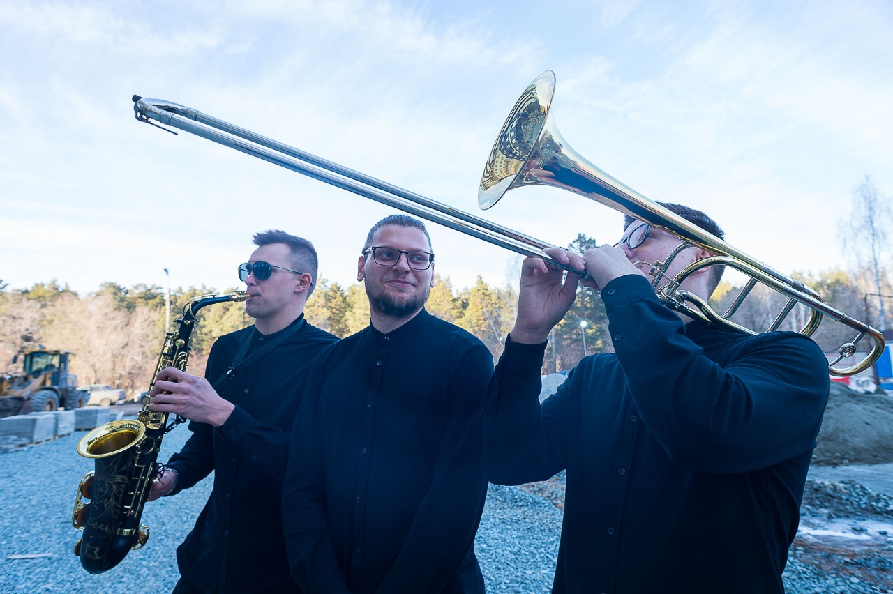 Сергей Бердышев, саксофонист: «Мы получили возможность от души пошуметь и при этом никому не мешать»