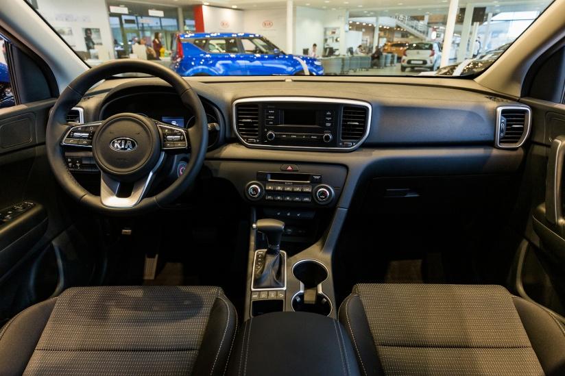 Машина новая в кредит цена