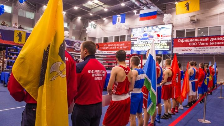 Всероссийский турнир по боксу в Ярославле: что едят спортсмены, чтобы побеждать