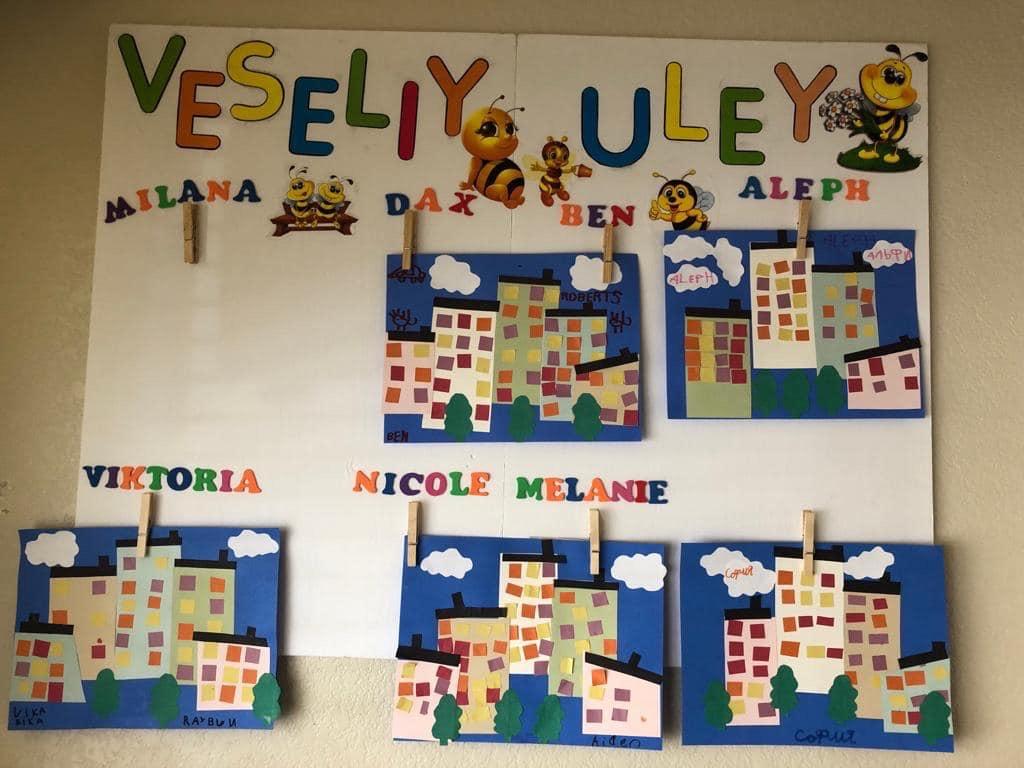 В детский сад для русскоязычных в Денвере ходят и дети из англоязычных семей