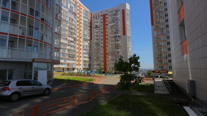 В Красноярске резко увеличился срок продаж квартир на вторичке