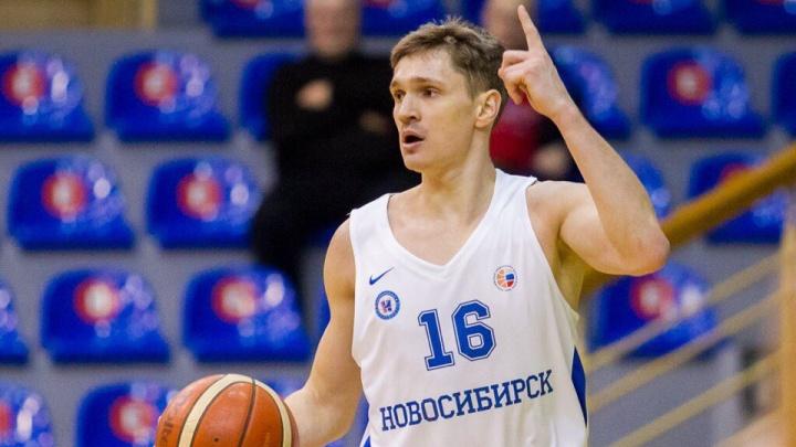Баскетбол: БК «Новосибирск» победил «Спартак» в Санкт-Петербурге