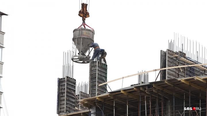 В 2019 году в Ростове не выдали ни одного нового разрешения на строительство