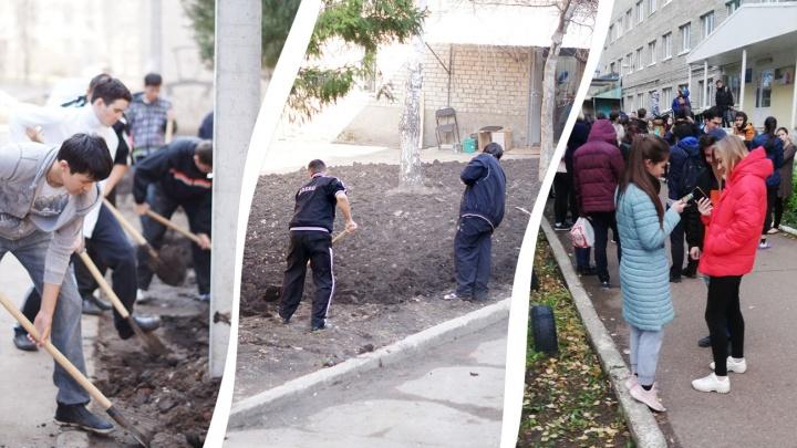 Отработки — дело добровольное: в УГАТУ ответили на обвинения в принуждении студентов идти на выборах