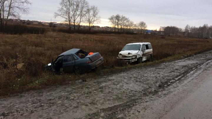Семья женщины, погибшей в лобовой аварии под Каменском-Уральским, ищет свидетелей