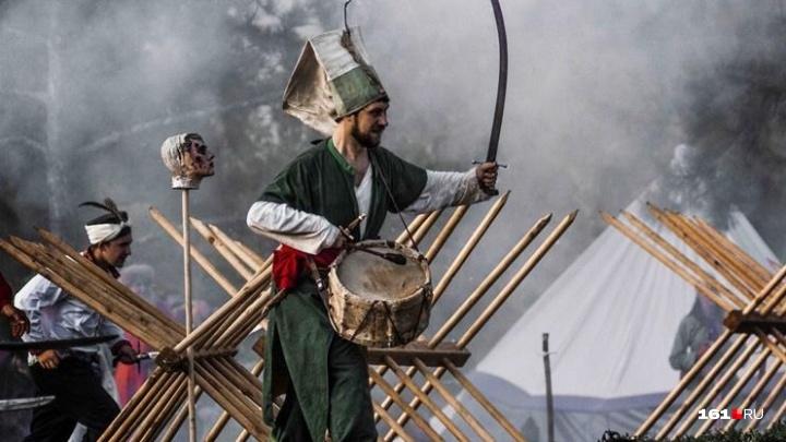 В Азове состоится фестиваль-реконструкция «Осада Азова 1641 года»