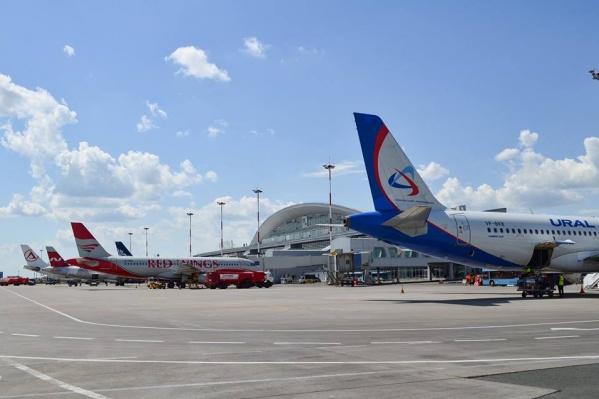 Участникам «Ночи музеев» разрешат выйти на перрон аэропорта