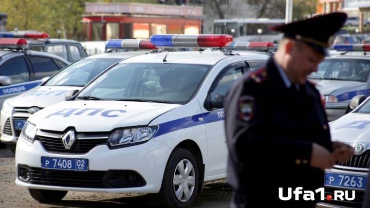 В башкирской столице поймали водителя-нелегала