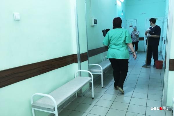 Некоторые врачебные кабинеты больниц не соответствовали саннормам