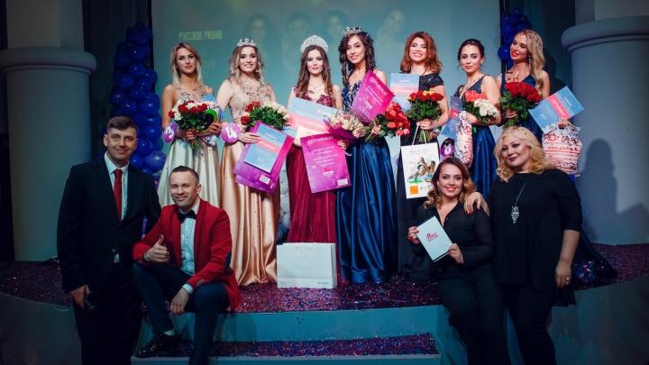 Красавица из Новосибирска едет на конкурс в Москву — за победу дают миллион рублей