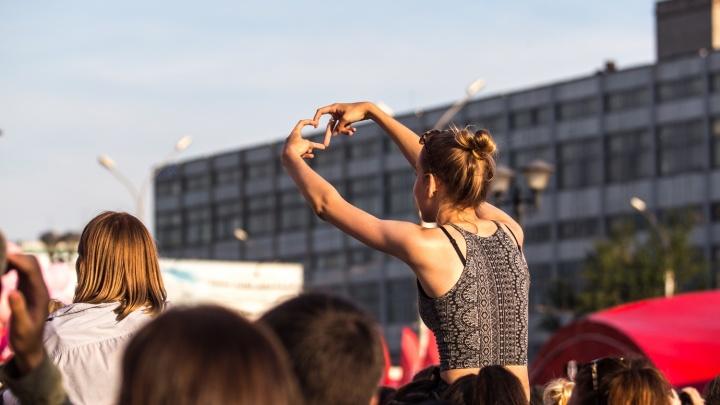 Как в Новосибирске отмечали День города. Большой онлайн-репортаж НГС